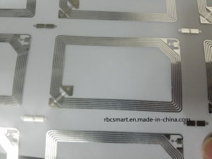 RFID I-Code Sli 3*8/3*6/5*5/3*7/6*8 Layout Inlay/Prelam Sheet for Card Production pictures & photos