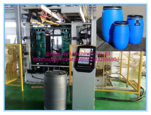 220L L Ring and 1000L IBC Chemical Barrel Blow Molding Machine pictures & photos