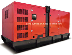 200kw- 450kw Scania Soundproof Diesel Generator pictures & photos