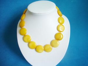 Nature Stone Necklace (NK-1668)