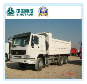 25ton 336HP Sinotruk HOWO 6X4 Heavy Duty Dump Truck with Front Lift Type pictures & photos
