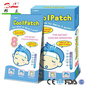 Cooling Gel Sheets Baby Fever Patch Cooling Pad pictures & photos