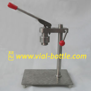 Bench Top Flip off Vial Crimper Machine 20mm pictures & photos