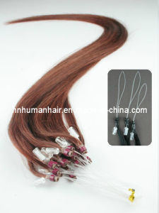 Human Hair Extension, Raw Hair, Natural Raw Material (M037)