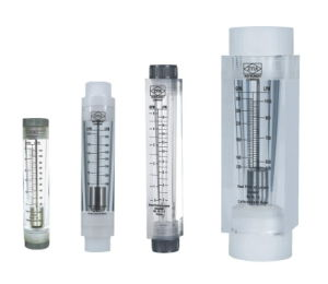 Tube Style Flow Meter (In-Line piping flow meter, water filter, water purification, water treatment parts) pictures & photos