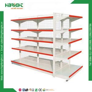 Supermarket Grocery Metal Gondola Shelving Shelf pictures & photos