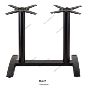 Commercial Restaurant Cast Iron Table Base (TB-827) pictures & photos