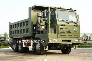 WERO 30t Dump Lorry