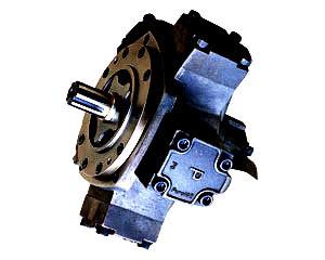 China Radial Piston Hydraulic Motor Ht China Piston