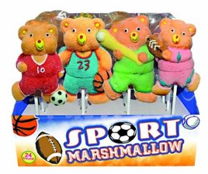 Sports Marshmallow (15006)