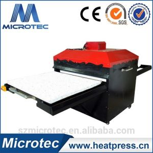Large Two Station Automatic Heat Transfer Machine pictures & photos