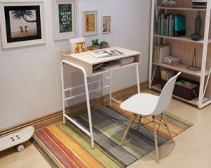 Student Study Table with Drawer for Home Furniture pictures & photos
