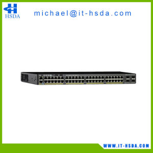 Ws-C2960X-48td-L 48-Ports Switch for Cisco pictures & photos