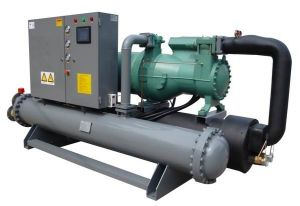 Water Cooled Screw Chiller (HWWL) pictures & photos
