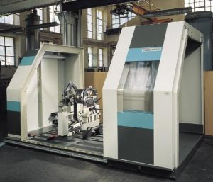 Schenck Horizontal Hard-Bearing Balancing Machine Hm20bu-L