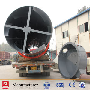 2014 Henan Yuhong ISO9001 & CE Approved Ginkgo Leaf Rotary Dryer pictures & photos