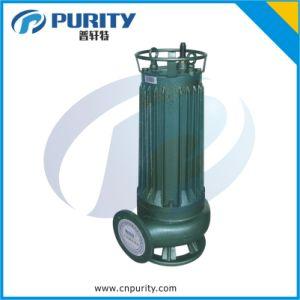 Sewage Cutter Pump with Cutter Blade
