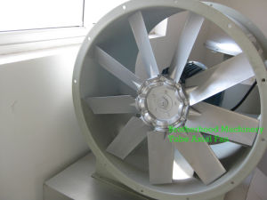 High Efficency Inline Tube Axial Fan
