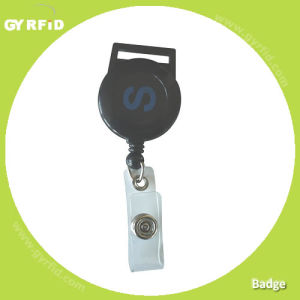 ID Card Reel, ID Holder Retractable pictures & photos