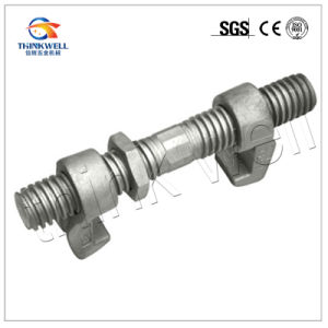 Forged Carbon Steel Container Accessory Bridge Fitting pictures & photos