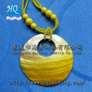 Fashion Jewelry Shell Pendant (XL093)