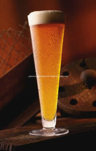Hand-Made Clear Beer Glass (BI-B09) pictures & photos
