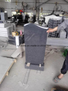 G654 European/Russian/American Style Granite/Marble Tombstone with Customized Design