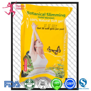 2017 Hot Sale Meizi Slimming Pills Gold Version for Weight Loss pictures & photos