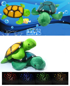Twilight Sea Turtle Musical Toy (MST102)