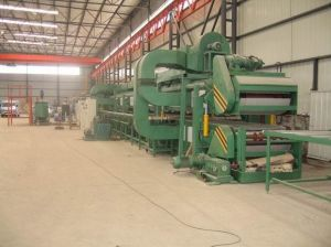 Super Span Arch Roof Sheet Roll Forming Machine