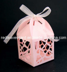 Hot 2011 Red Leaves Paper Favor Box (ST0935-01)