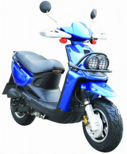 50cc Cool Boy Gas Scooter (DG-GS601)