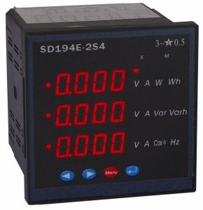 Digital Panel Multi-Function Smart Meter (SD194E-2S4)