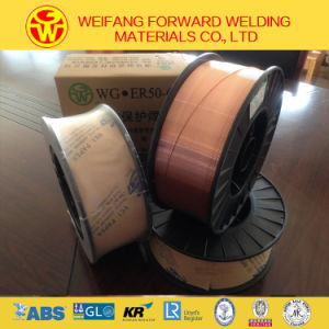 MIG & TIG Welding Wire with CO2 Gas Shielded pictures & photos
