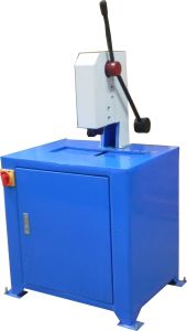 Hose Cutting Machine with Blade pictures & photos