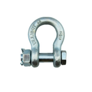 G2130 Shackle / Us Type Bolt Anchor Shackles pictures & photos