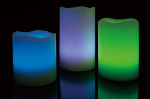LED Candle (S-3PC(2)) pictures & photos