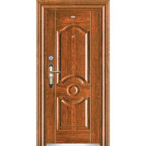 Steel Entrance Security Door (XY-8205)