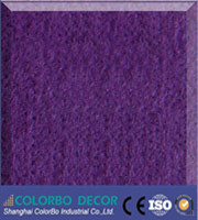 Multi-Color Indoor Decorative Polyester Fiber Acoustic Panel pictures & photos