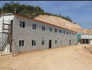 Prefabricated Building Two-Storey Dormitory Modular House