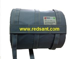 High Quality Removable Aerogel Pipe Cover From Redsant pictures & photos