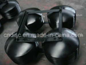 Disc Blade--Boron Steel --HRC50-52