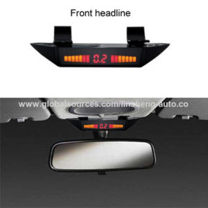 Vehicle Parking Sensors with Three Mode Display in One Displayer pictures & photos