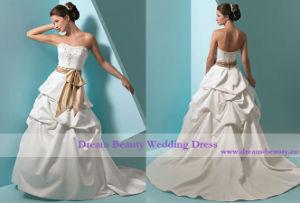 Wedding Dress & Bridal Gown (Hs50-Mic)