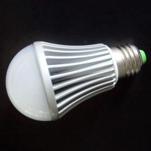 5W Die Casting Heat Sink LED Bulb (BTHRE27-WK047A)