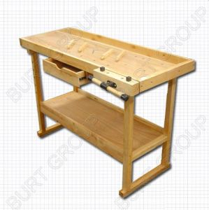 Wooden Bench with Birch Material (WB-12BI) pictures & photos