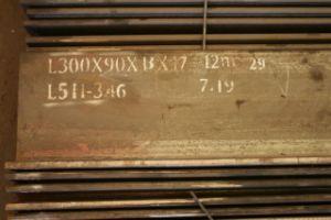 Inverted Angle Steel (300*90*13*17)
