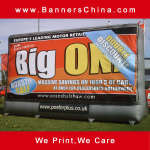 Digital Printing Vinyl Custom Advertising Banner pictures & photos