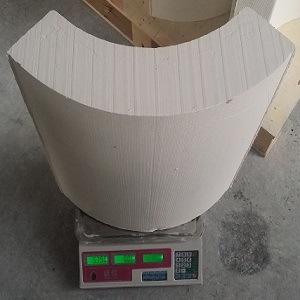 Calcium Silicate Pipe & Shields Insulation 1000c ASTM-C533 pictures & photos