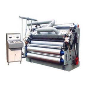 1400mm-2300mm Corrugated Paperboard Single Facer Machine pictures & photos